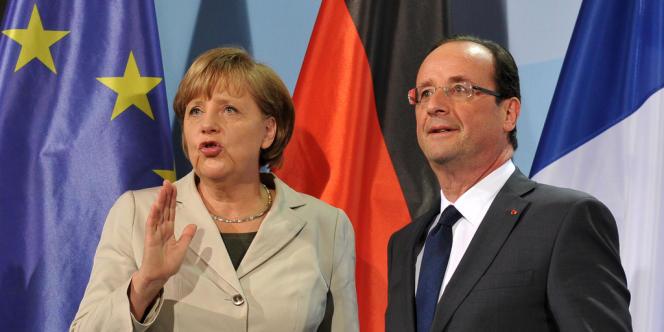 La chancelière allemande Angela Merkel n'exclut pas un effacement à terme d'une partie de la dette publique grecque.
