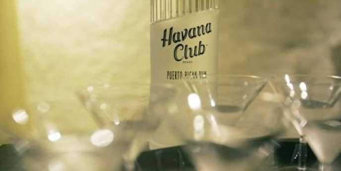 La marque Havana Club était enregistrée aux Etats-Unis de 1976 à 2006 par Pernod Ricard.