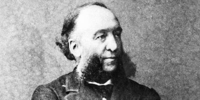 Portrait non daté de Jules Ferry (1832-1893).