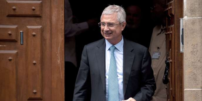 Le président de l'Assemblée nationale, Claude Bartolone, en mai.