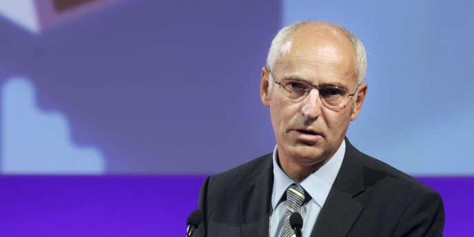 Thierry Repentin, ministre des affaires européennes.