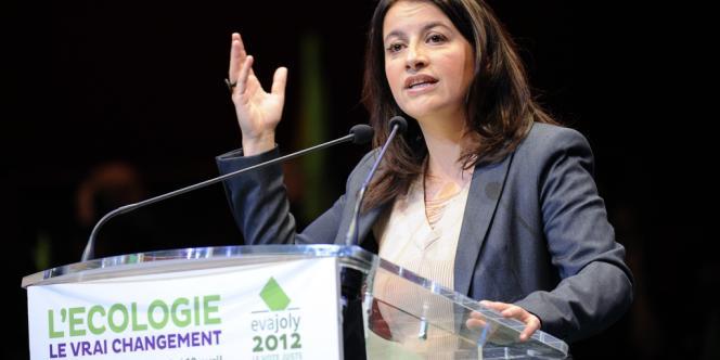 Cécile Duflot, ministre à l'égalité des territoires et logement, participe jeudi à une plénière s'interrogeant sur le rôle des écologistes au gouvernement.
