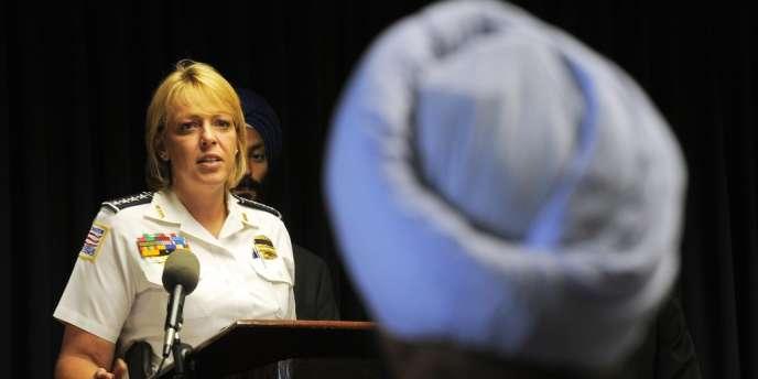 Les agents de police sikhs de Washington sont désormais autorisés à porter le turban, une première dans une grande ville des Etats-Unis.