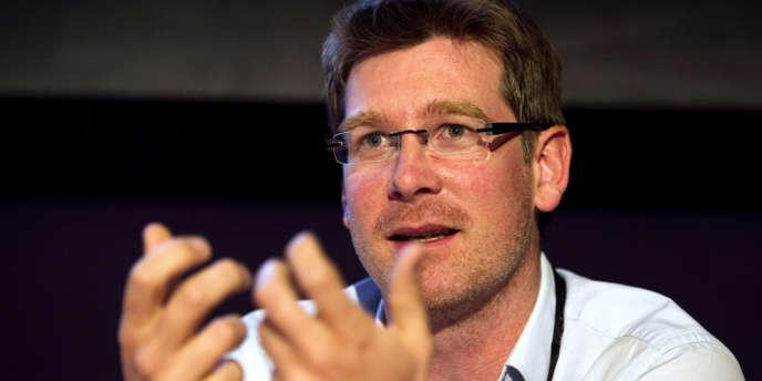 Pascal Canfin, le 30 mars 2012.