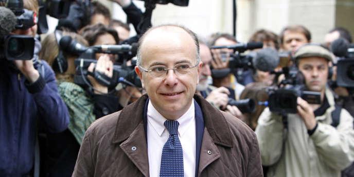 Bernard Cazeneuve a été l'un des quatre porte-parole de François Hollande pendant la campagne présidentielle.