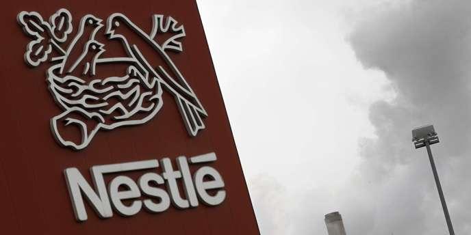Nestlé a décidé de retirer