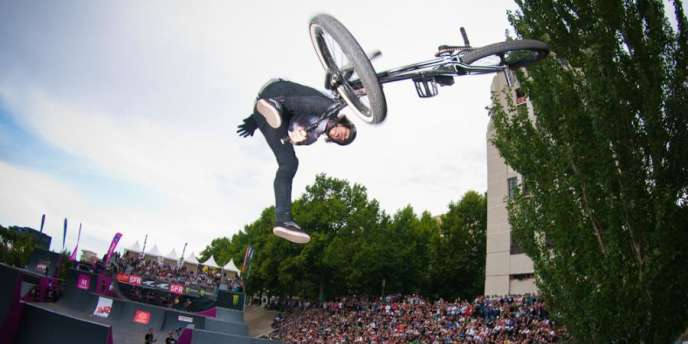 Festival international des sports extrêmes (FISE).