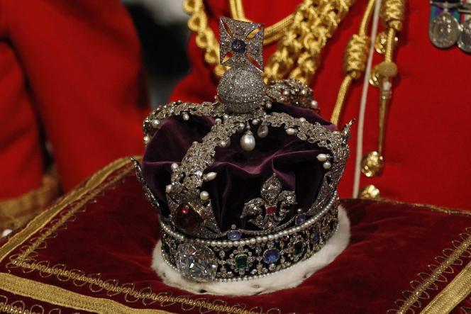 La couronne impériale.
