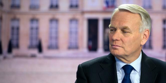 Jean-Marc Ayrault sur le plateau de France 2, le 16 mai 2012.