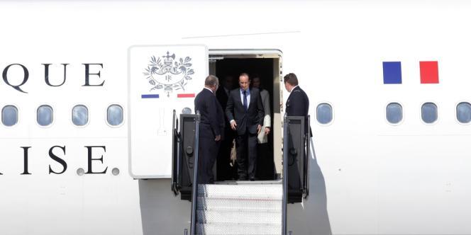François Hollande était reçu, vendredi 18 mai, à la Maison Blanche par Barack Obama.