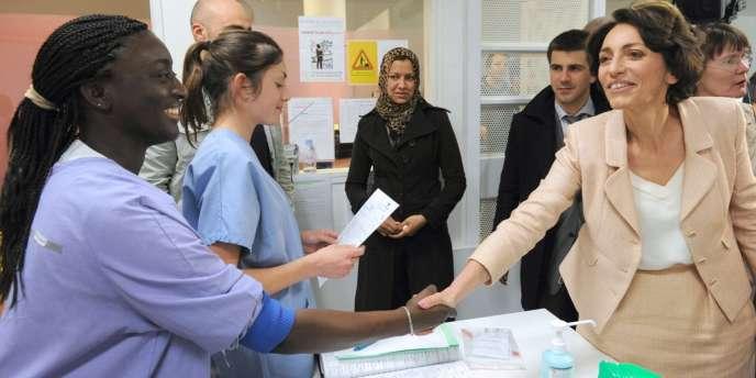 Marisol Touraine a affirmé que le gouvernement prendrait