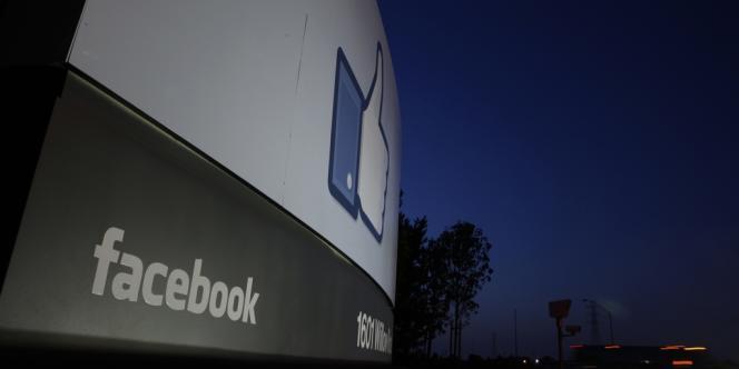 Le siège de Facebook à Menlo Park.