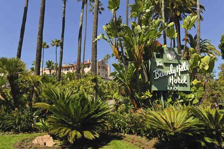 Adultère au Beverly Hills Hote.