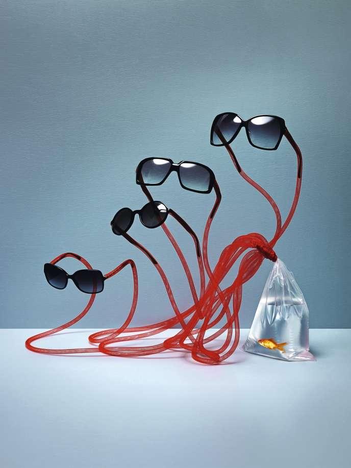 Les lunettes de soleil ont été créées par accident.
