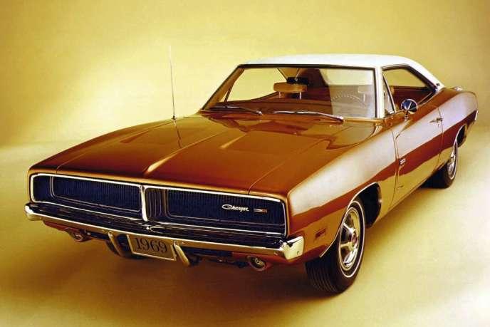 La Dodge Challenger a soulevé la poussière dans nombre de road movies.