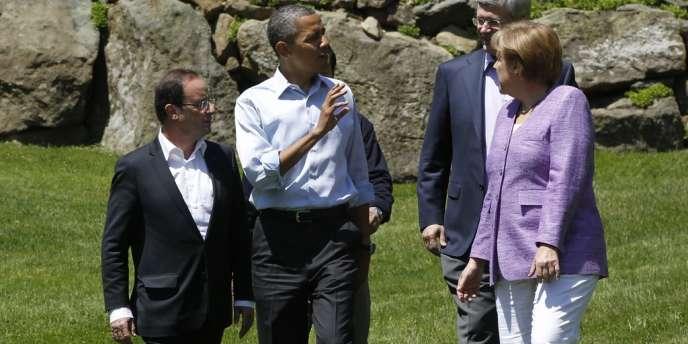 Barack Obama s'est engagé à coopérer avec l'Europe sur un programme associant aux plans de réduction des déficits des mesures en faveur de la croissance.