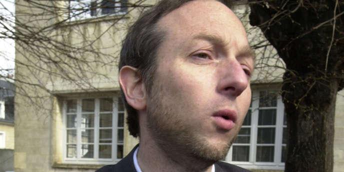 Jean-Louis Daumas, actuel directeur de la Protection judiciaire de la jeunesse, ici en 2001.