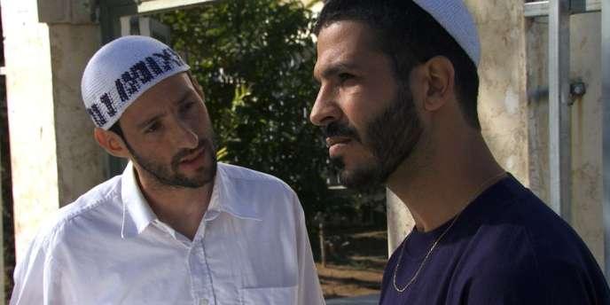 Une scène du film israélien de Meni Yaesh,