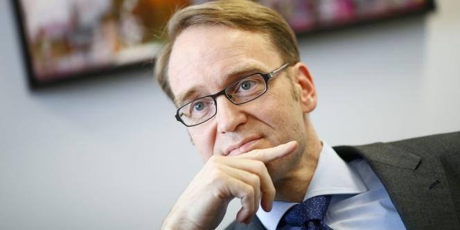 Mardi 25 mars, Jens Weidmann, membre du conseil des gouverneurs de la Banque centrale européenne (BCE) et président de la Bundesbank, a indiqué qu'il n'est pas «exclu» que la BCE prenne des mesures d'assouplissement quantitatif.