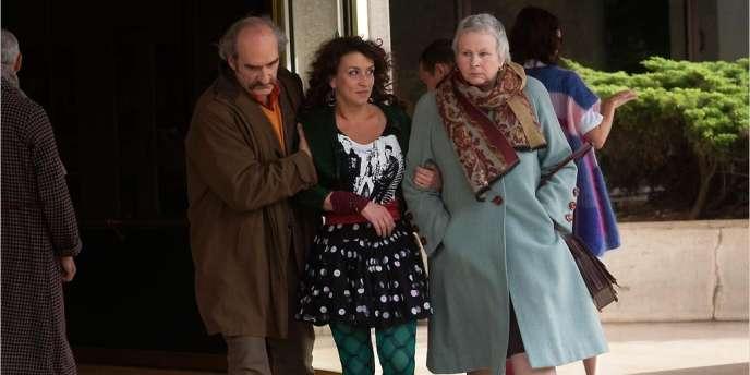 Michel Vuillermoz, Noémie Lvovsky et Yolande Moreau dans le film français de Noémi Lvovsky,