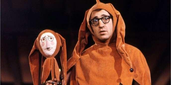 Woody Allen dans le film documentaire américain de Robert B. Weide,