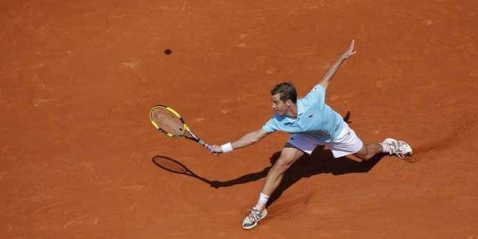 Malgré un premier set tonitruant, Richard Gasquet s'est écroulé contre Andy Murray (1-6, 6-4, 6-1, 6-2).