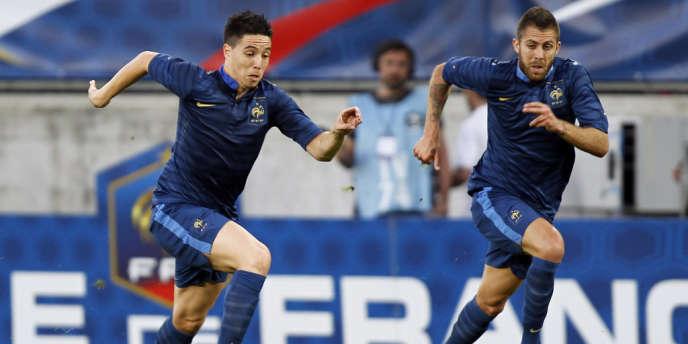 L'ancien Marseillais a retrouvé l'équipe de France à l'occasion de la rencontre face à la Belgique (0-0), le 14 août.