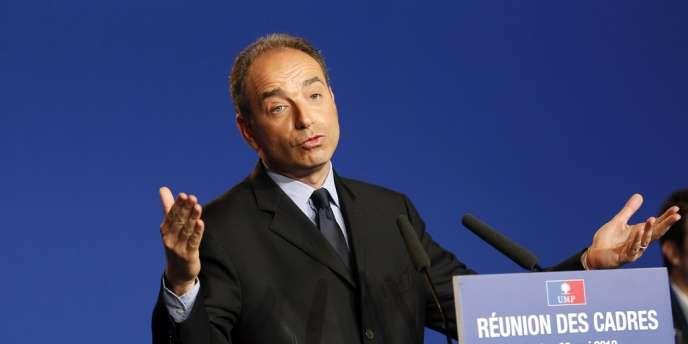 Jean-François Copé, le 26 mai 2012.