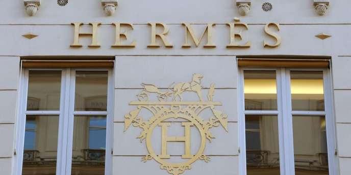 A la différence d'autres acteurs du luxe ou des spiritueux, Hermès assure ne pas avoir subi le contrecoup des mesures prises par Pékin pour lutter contre la corruption.
