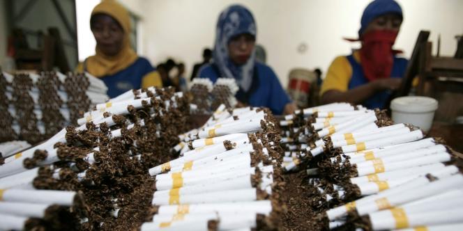 Les recours en action de groupe contre les cigarettiers figurent parmi les cas les plus célèbres aux Etats-Unis.