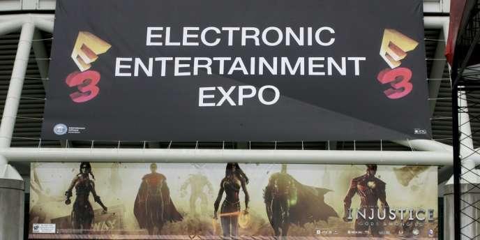 Le Los Angeles Convention Center accueille l'E3, le plus gros salon du jeu vidéo.
