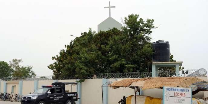 Une église a encore été la cible d'une attaque des islamistes de Boko Haram, dimanche 3 juin.