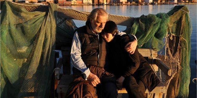 Rade Serbedzija et Zhao Tao dans le film italien d'Andrea Segre,