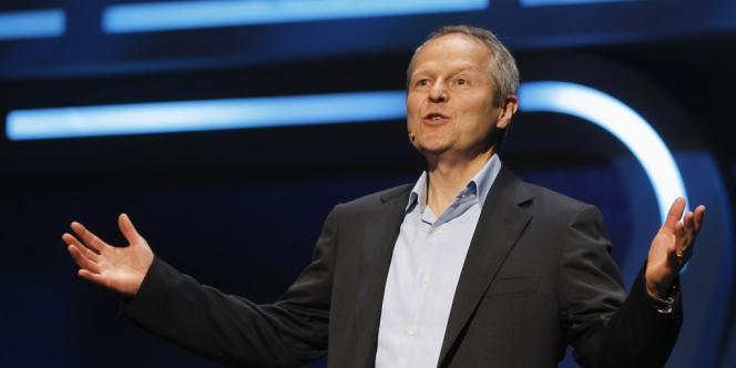 Yves Guillemot, le cofondateur et PDG d'Ubisoft, le 4 juin.