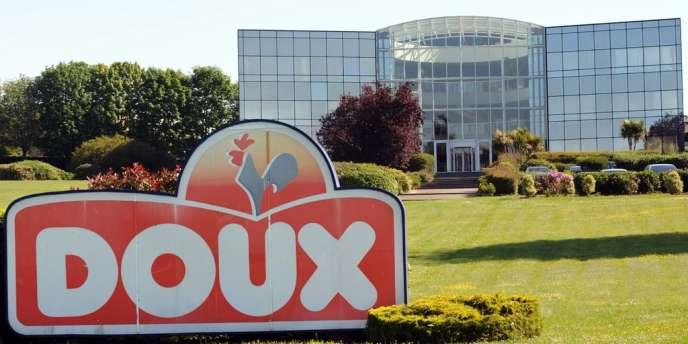 Le groupe Doux, premier volailler européen, a été placé en redressement judiciaire en 2012 à la demande de ses dirigeants, qui ont rompu des négociations en cours avec l'Etat et les créanciers.