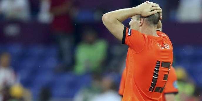 Les Néerlandais, vice-champions du monde, ont été battus par le Danemark (1-0).