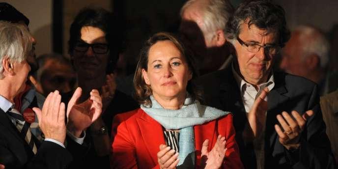 Ségolène Royal, à La Rochelle, le 13 juin 2012.