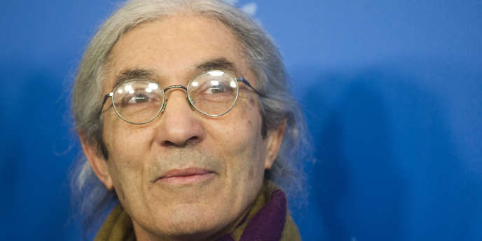 L'écrivain algérien Boualem Sansal lors de la 62e Berlinale à Berlin, le 9 février 2012.