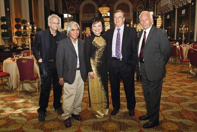 Kim Phuc, le 8 juin 2012 à Toronto, entourée de ses