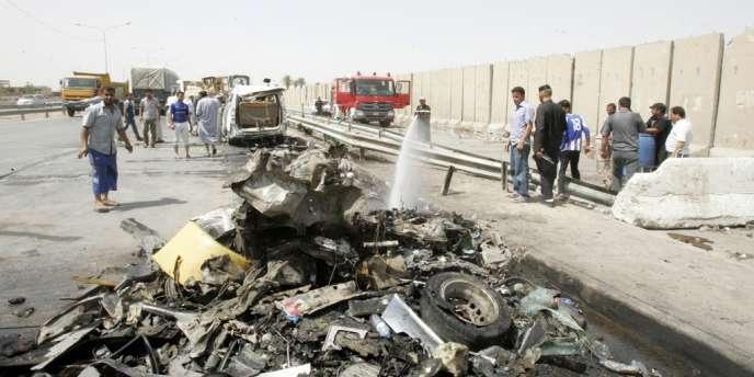 Un attentat meurtrier a visé un bus transportant des pèlerins chiites, samedi 16 juin.