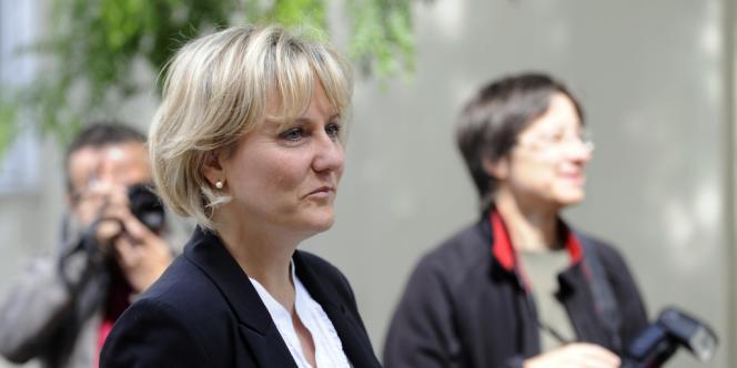 Nadine Morano, ancienne ministre et ancienne députée UMP.