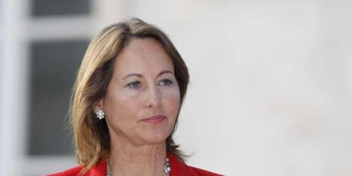 La présidente de la région Poitou-Charentes est en Afrique du Sud pour le congrès de l'Internationale socialiste.