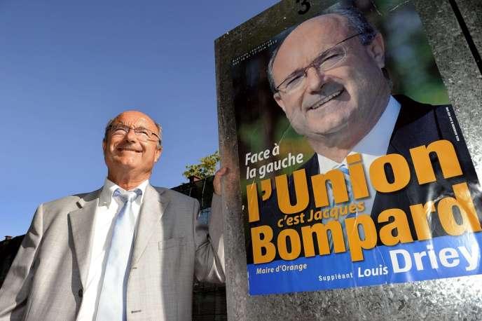 Jacques Bompard est maire d'Orange (Vaucluse) depuis 1995.