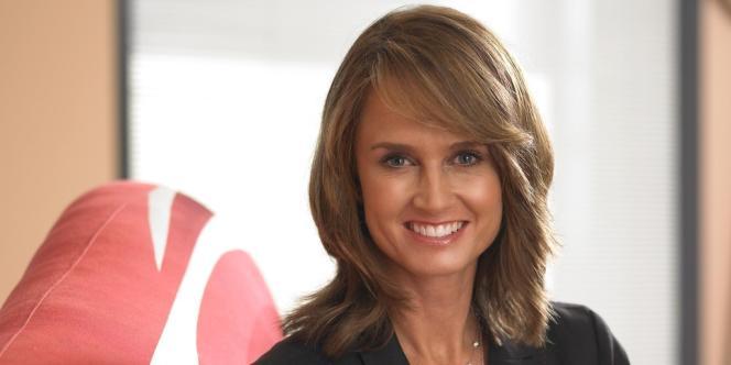 Katie Bayne, PDG de Coca-Cola Amérique du Nord.
