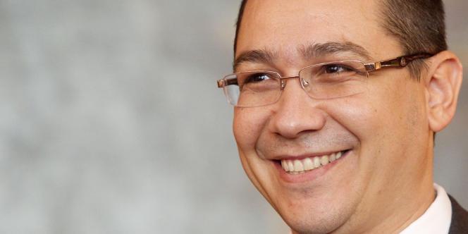 Victor Ponta, le premier ministre roumain.