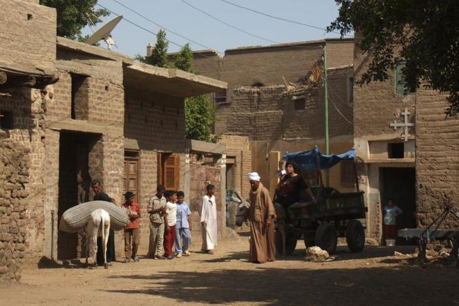 Une scène du film égyptien de Namir Abdel Messeeh,