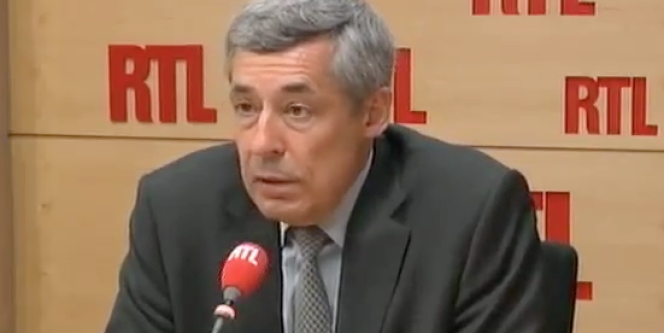 Henri Guaino, le 21 juin 2012 sur RTL.