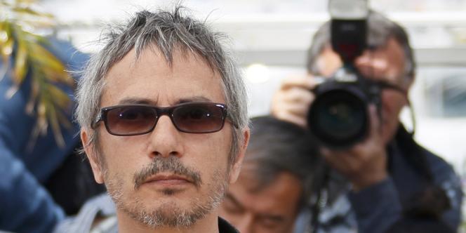 Le réalisateur Leos Carax au 65e Festival du film de Cannes, le 23 mai 2012.