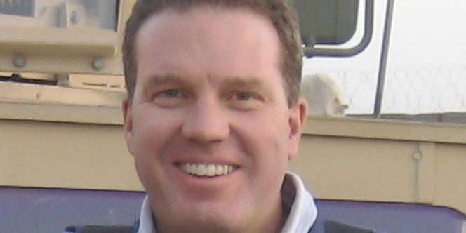 Greg Burke, ici en septembre 2007, va rejoindre le Vatican après onze ans passés en tant que correspondant de Fox News.