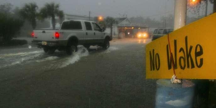 La tempête pourrait provoquer des inondations et jusqu'à 30 cm de précipitations dans le nord-ouest de l'Etat.
